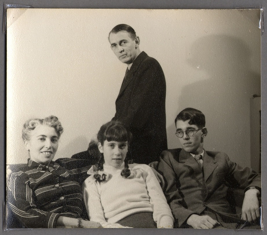 The Family in 1955